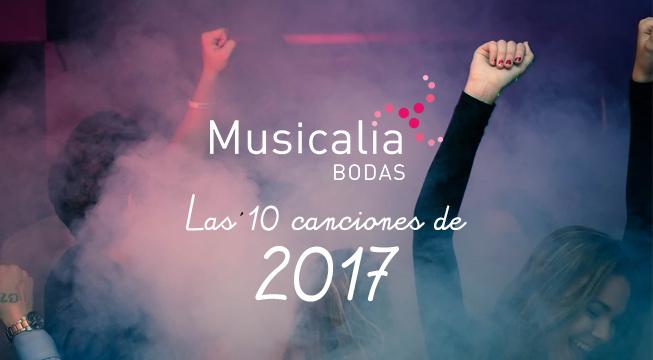 Las 10 canciones de 2017