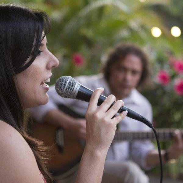 Priscila Estévez y Alfredo Peña